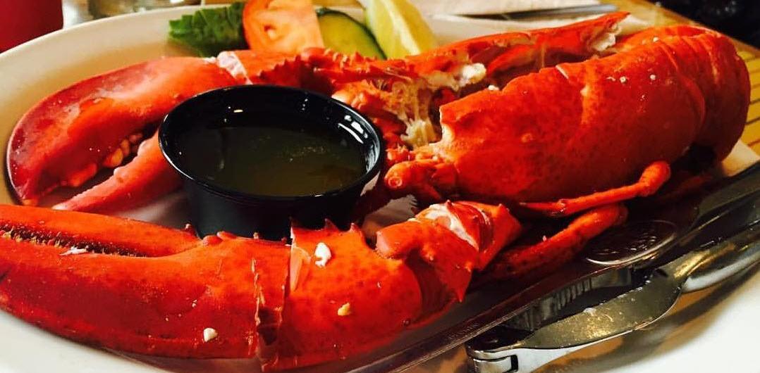 2 lb lobster dinner