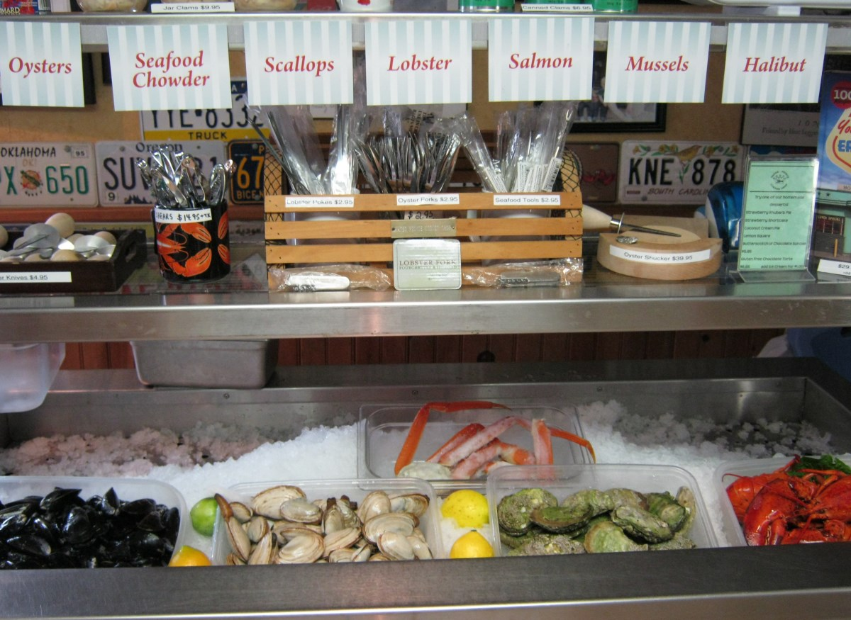 Lobster Place Wholesale Seafood