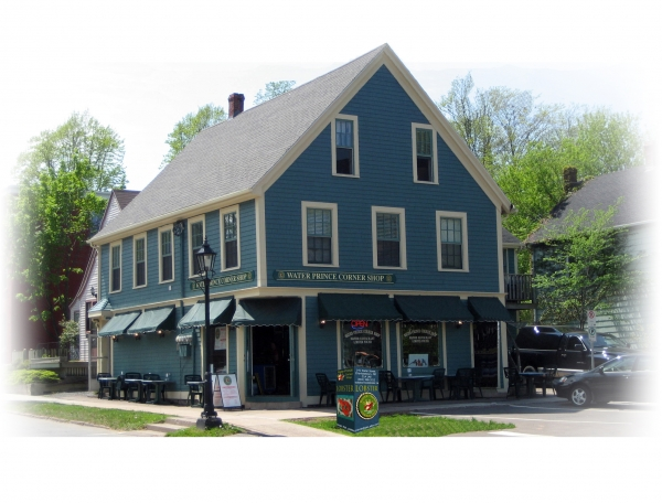 Water Prince Corner Shop, Charlottetown, PEI