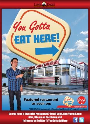 You Gotta Eat Here